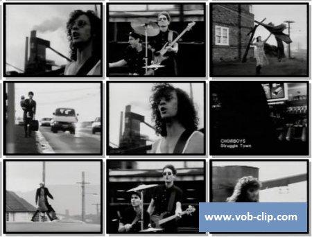 Choirboys - Struggle Town (1988) (VOB)