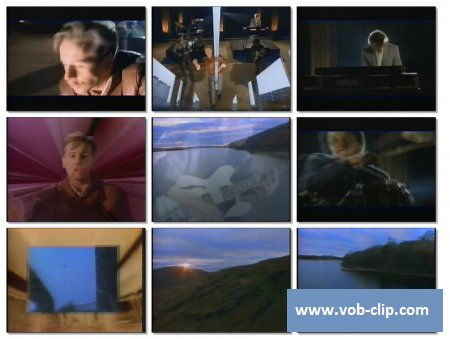 Simple Minds - Speed Your Love To Me (1984) (VOB)
