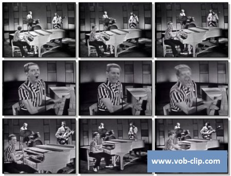 Jerry Lee Lewis - Whole Lotta Shakin' Goin' On (1957) (VOB)