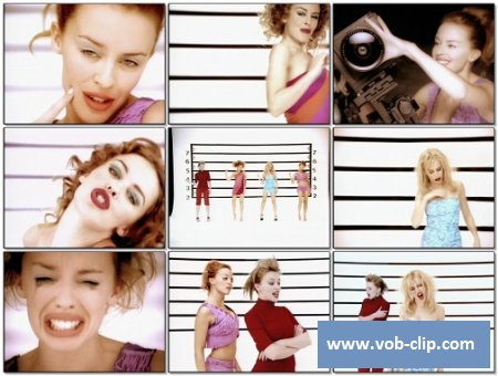 Kylie Minogue - Did In Again (1997) (VOB)