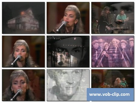 Emmylou Harris - Rollin' And Ramblin' (The Death Of Hank Williams) (1991) (VOB)