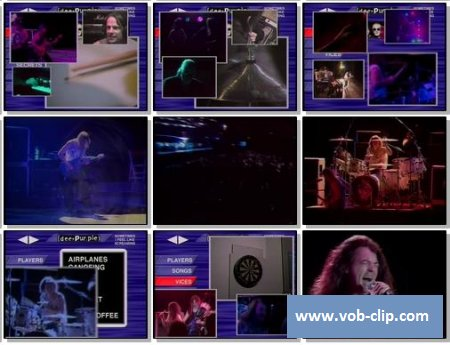 Deep Purple - Sometimes I Feel Like Screaming (1996) (VOB)