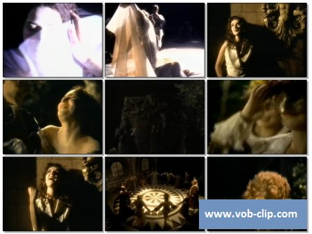 Celine Dion - Nothing Broken But My Heart (Telegenics Version) (1992) (VOB)