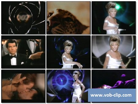 Tina Turner - GoldenEye (Videopool UK Version) (1995) (VOB)
