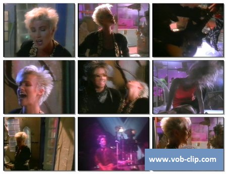 Roxette - The Look'95 (1995) (VOB)