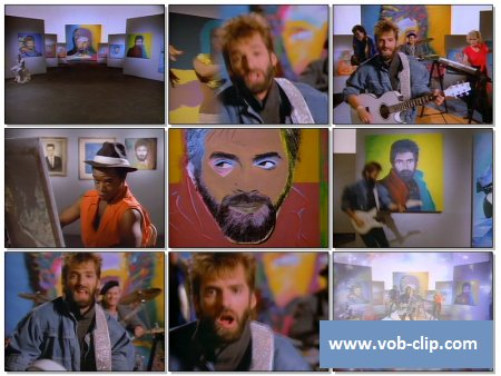Kenny Loggins - Vox Humana (1985) (VOB)