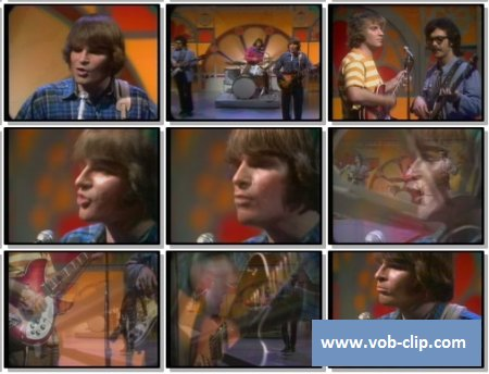 Creedence Clearwater Revival - Proud Mary (1969) (VOB)
