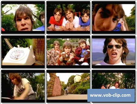 Supergrass - Alright (1995) (VOB)