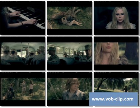 Avril Lavigne - When You're Gone (2007) (VOB)