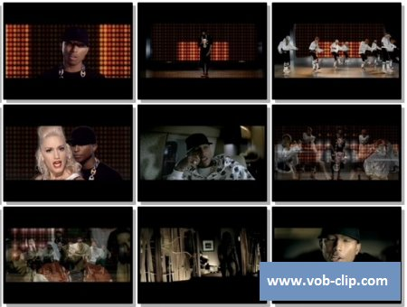 Pharrell Feat. Gwen Stefani - Can I Have It Like That (Promo Only Version) (2006) (VOB)