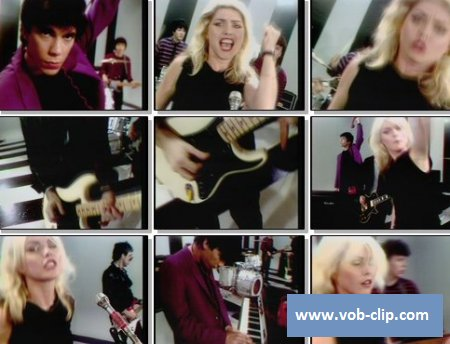Blondie - Hanging On The Telephone (1978) (VOB)