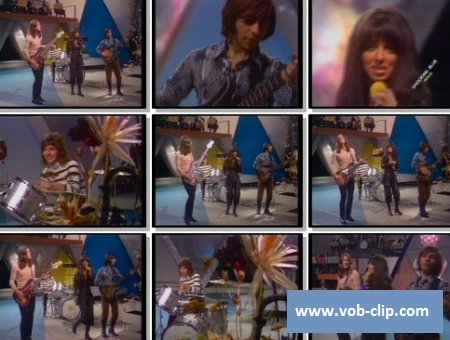 Shocking Blue - Venus (ATV Studio Version) (1969) (VOB)