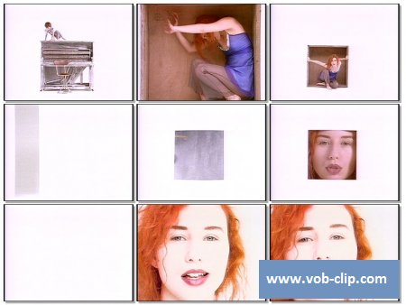 Tori Amos - Silent All These Years (1991) (VOB)