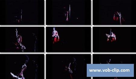 Jimi Hendrix Experience - Star Spangled Banner (Live Atlanta Pop Festival) (1970) (VOB)