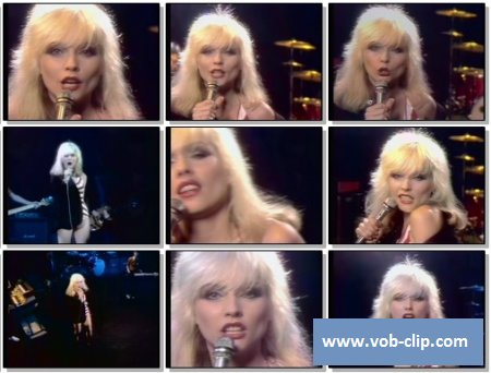 Blondie - Denis (1978) (VOB)