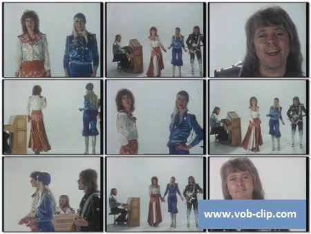 ABBA - Waterloo (MixMash Version) (1974) (VOB)
