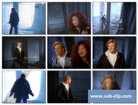 Peter Cetera And Chaka Khaan - Feels Like Heaven (1992) (VOB)