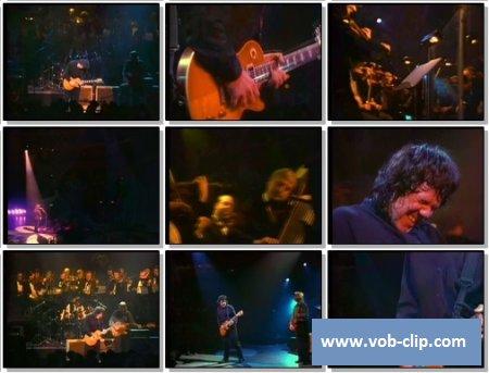 Gary Moore - Parisienne Walkways (1992) (VOB)