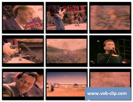 Simple Minds - Mandela Day (1988) (VOB)
