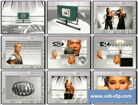 2 Unlimited - Do What's Good For Me (1995) (VOB)