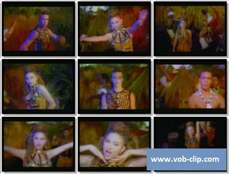 2 Unlimited - Tribal Dance (Rap Edit) (Promo Only Version) (1993) (VOB)