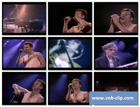 Simple Minds - Let It All Come Down (1989) (VOB)