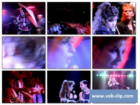 Gloria Estefan And Miami Sound Machine - Betsha Say That (1987) (VOB)