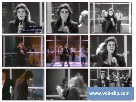 Laura Branigan - Shattered Glass (1987) (VOB)