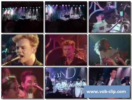 UB40 - Sing Our Own Song (1986) (VOB)