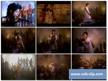Prince & New Power Generation - The Morning Papers (1993) (VOB)