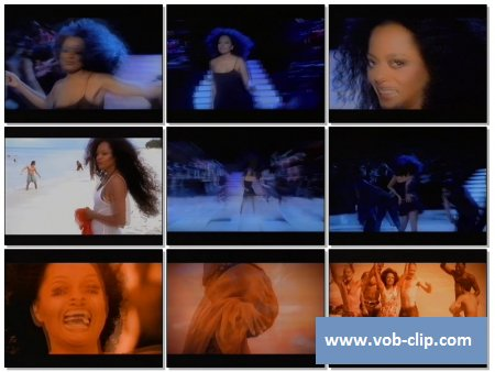 Diana Ross - Take Me Higher (Videopool UK Version) (1995) (VOB)