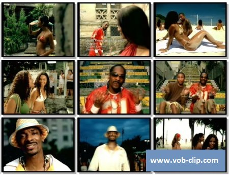 Snoop Dogg Feat. Pharrell Williams And Uncle Charlie Wilson - Beautiful (2003) (VOB)
