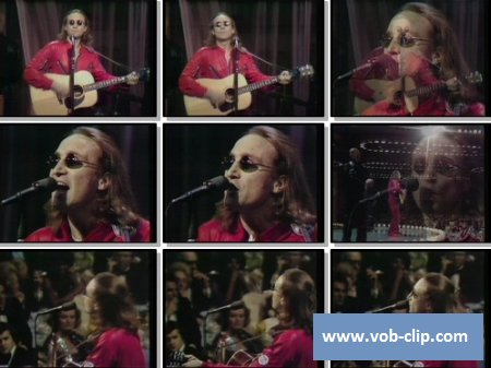 John Lennon - Imagine (Live 1971) (VOB)
