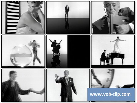 Tony Bennett - Steppin' Out (1993) (VOB)