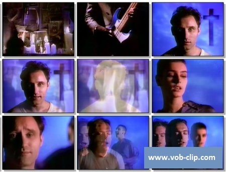 Jah Wobble's Invaders Of The Heart Feat. Sinead O'Connor - Visions Of You (1992) (VOB)