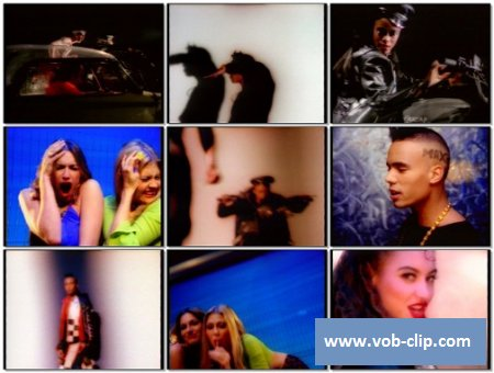 2 Unlimited - Maximum Overdrive (1993) (VOB)