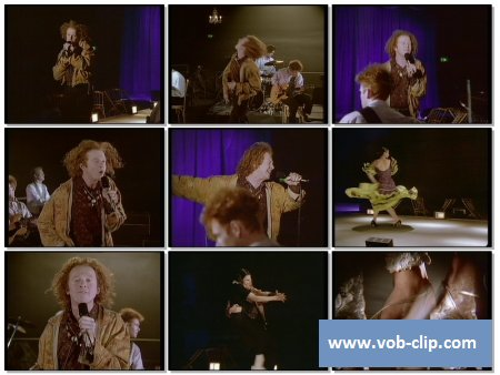 Simply Red - A New Flame (1989) (VOB)