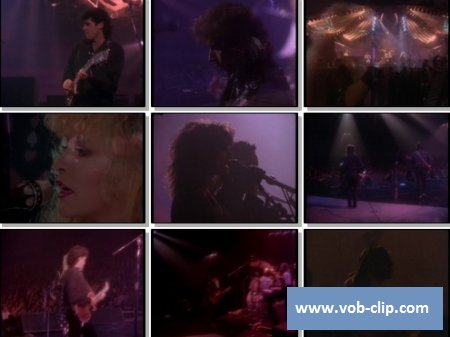 Fleetwood Mac - Stand Back (Live) Tango In The Night Tour (1987) (VOB)
