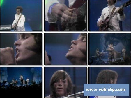Doors - The End (Live In CBC Television Studios,Canada, Toronto) (1967) (VOB)