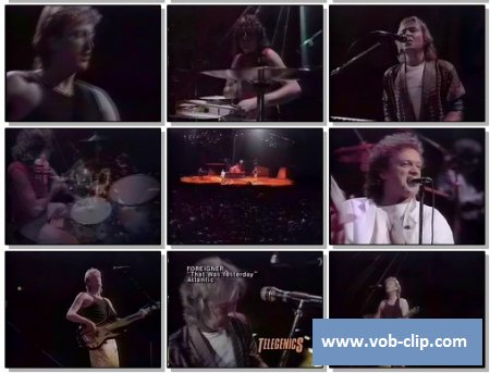 Foreigner - That Was Yesterday (1985) (VOB)
