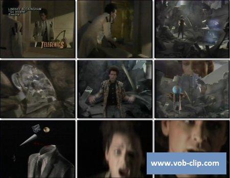 Lindsey Buckingham - Go Insane (1984) (VOB)