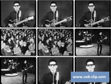 Roy Orbison -  Only The Lonely (Monument Concert,Theater Singer, Laren, Netherlands) (1965) (VOB)