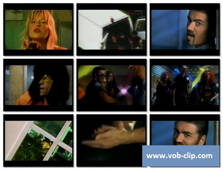 George Michael - Outside (1998) (VOB)
