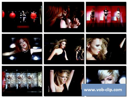 Girls Aloud - The Loving Kind (2008) (VOB)