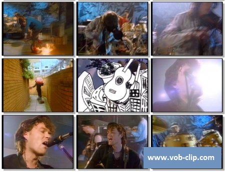 Levellers - One Way (1992) (VOB)