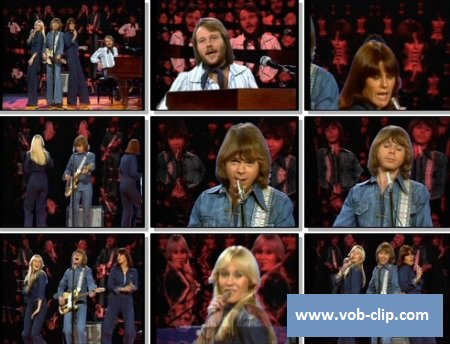 ABBA - Rock Me (From Musikladen) (1976) (VOB)