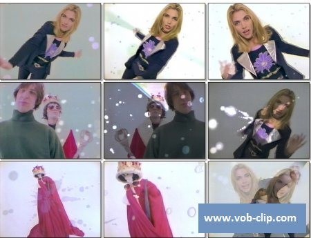Saint Etienne - Who Do You Think You Are (Remix) (1993) (VOB)