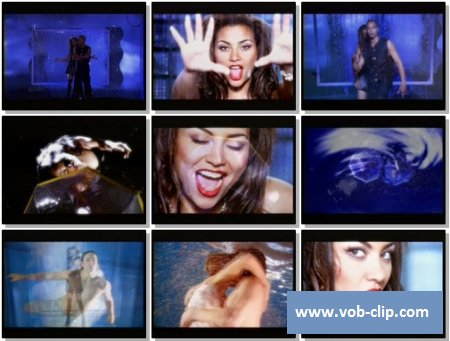 2 Unlimited - Nothing Like The Rain (1995) (VOB)