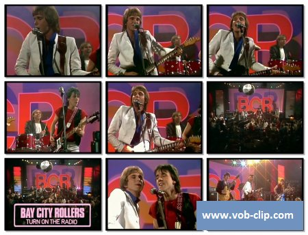 Bay City Rollers - Turn On The Radio (1979) (VOB)