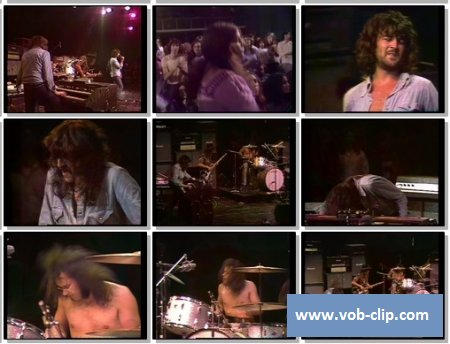 Deep Purple - Space Truckin' (1973) (VOB)